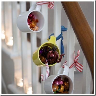 Enfeites e decora o de natal 2012 for Gradas decoradas