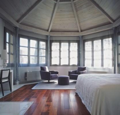 Decoração criativa para espaços grandes em quartos (Foto:Divulgação)