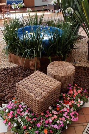 Decora??o de jardins pequenos e simples ? Veja fotos