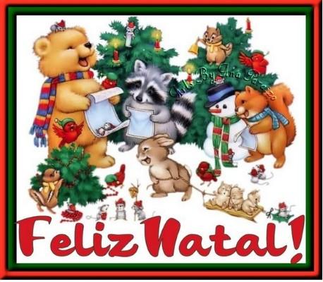 Mensagens natalinas (Foto: Divulgação).