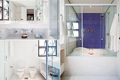 Banheiro pequeno com banheira e boxe  Fotos -> Banheiro Pequeno Com Banheira E Boxe