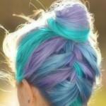 Cabelos colorido cores