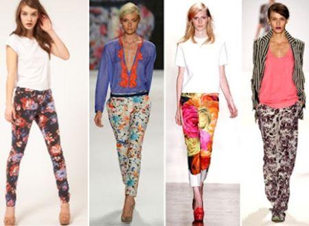 As calças femininas moda 2013 deixarão seu visual muito mais interessante (Foto: Divulgação)