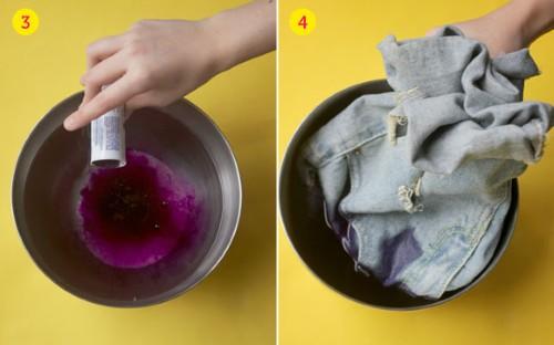 Criando um shorts colorido (Foto:Divulgação).