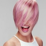 Modelos cabelos coloridos