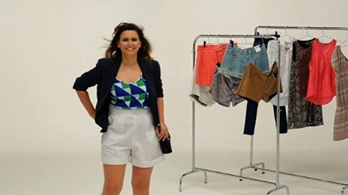 Como combinar roupas curtas no verão  (Foto:Divulgação).