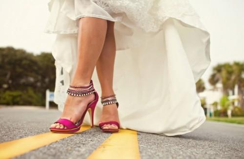 Modelos de sapatos para casamento  (Foto:Divulgação).