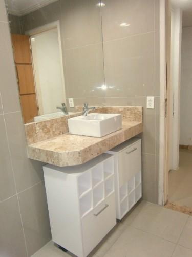 Projeto de banheiro social bonito -> Fotos De Banheiro Social Simples