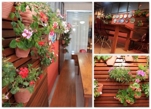 Jardins coloridos (Foto:Divulgação)