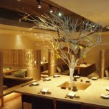 Decorao para restaurante japons