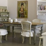 Decorao de interiores estilo Shabby Chic
