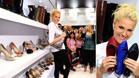 099c71818 Os calçados Ana Hickmann 2013 estão ultrassofisticados e interessantes  (Foto: Divulgação)