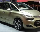 Novo Citron C4 Picasso 2014 no Brasil