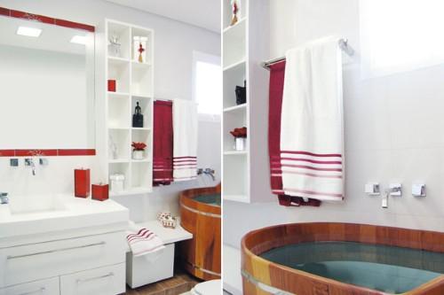 banheiro decorado banheira Quotes -> Banheiro Decorado Com Banheira