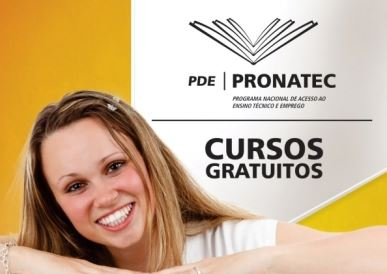 Cursos gratuitos em Santa Catarina (Foto: Prefeitura de Brusque/divulgação)