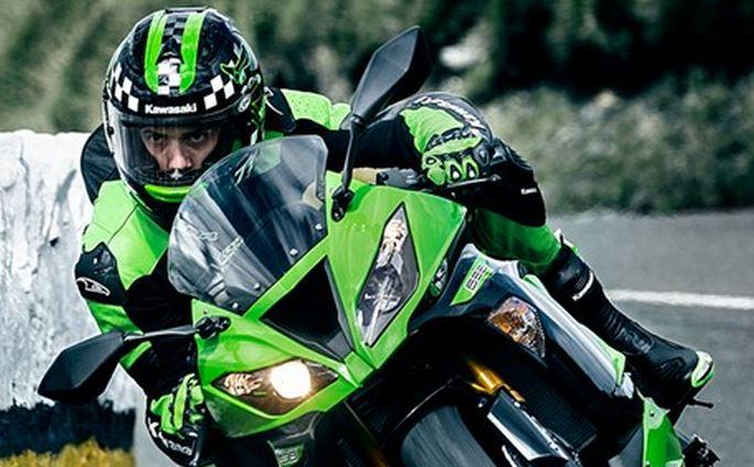 Kawasaki Ninja ZX 6R (Foto: Kawasaki/divulgação)