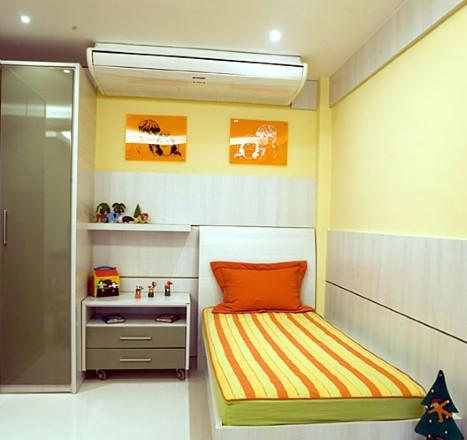 Cores para parede de quarto pequeno (Foto:Divulgação)