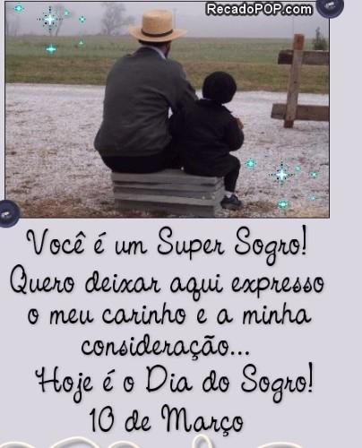 Mensagens  do sogro (Foto:Divulgação)