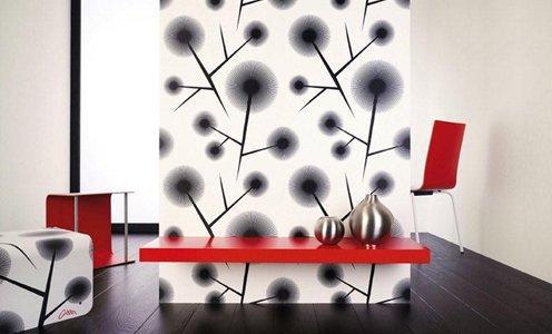 Dicas para escolher o papel de parede certo para cada ambiente - Papel paredes ikea ...