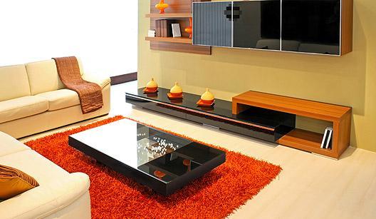 Dicas para combinar o tapete com a decoração da sala. (Foto: Divulgação).
