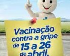 Vacinao contra gripe 2013