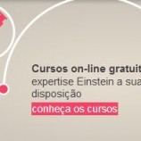 Cursos gratuitos online Hospital Albert Einstein