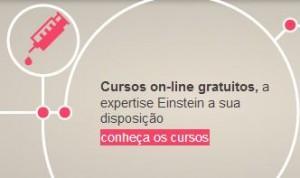 Cursos médicos online Albert Einstein (Foto: divulgação)