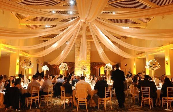 Decoração de teto para casamento dicas e sugestões