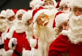 Vagas temporárias para o Natal