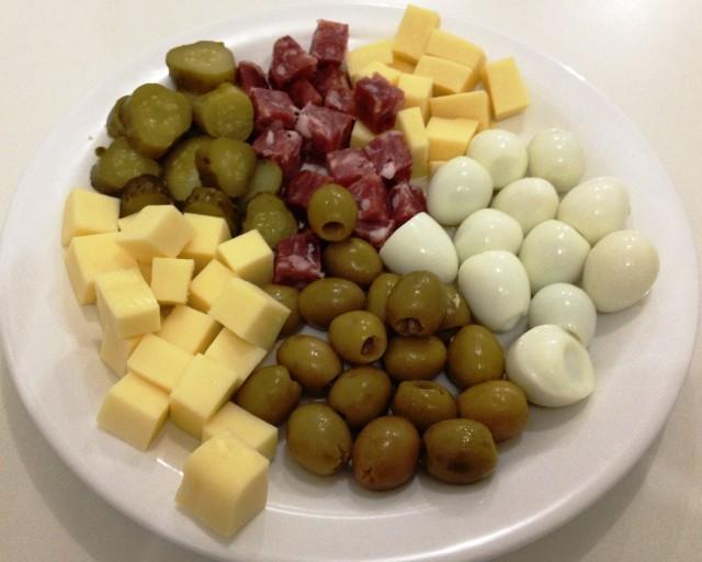 Ceia de natal econ mica card pio pratos for Canapes simples e barato