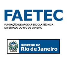 Cursos gratuitos Faetec Rio 2014