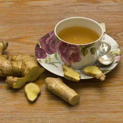 Dieta do chá de gengibre com limão