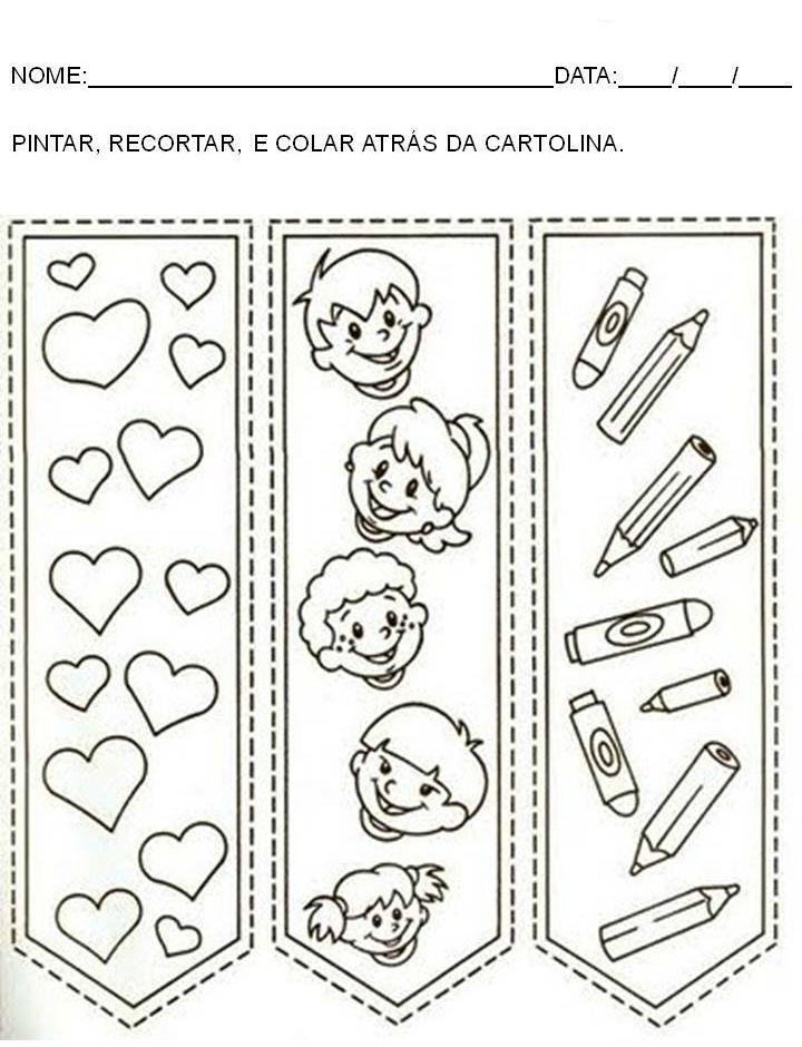 Dia Internacional Do Livro Infantil Atividades