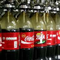 Processo de fabricação da coca cola