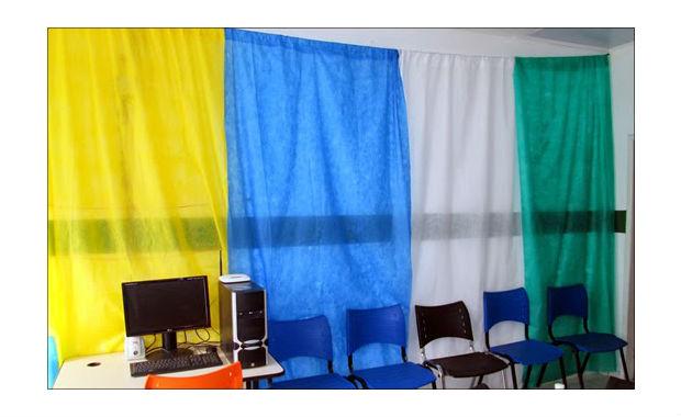 Decora o para sala de aula copa do mundo 2014 for Cortinas para aulas