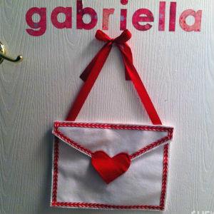 Envelope para o Dia dos Namorados