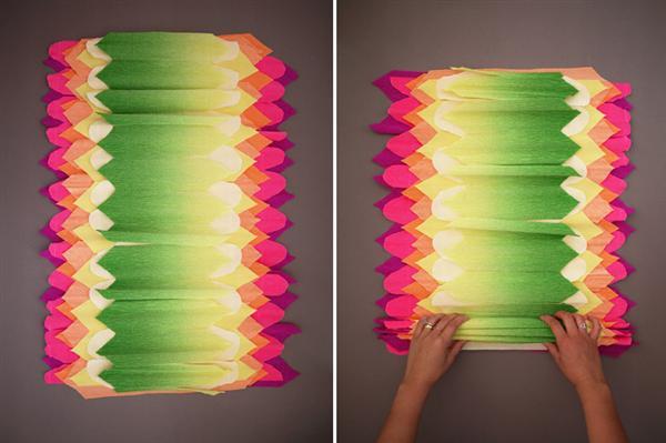 Цветы из гофрированной бумаги своими руками быстро и просто