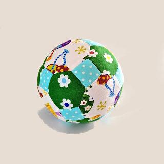 Bola de tecido