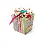 Caixa de presente criativa e bonita