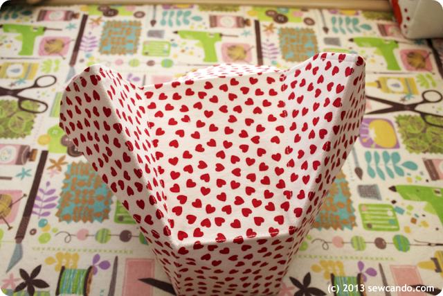 Bolsa De Tecido Artesanal : Bolsa artesanal de tecido passo a