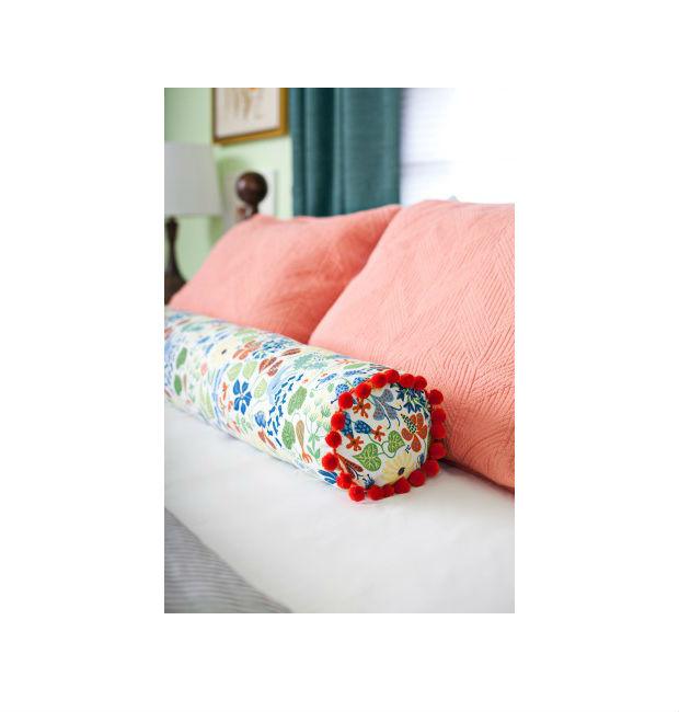 Travesseiro rolo 7