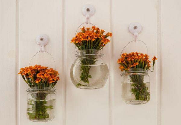 Comercialize estas ideias de artesanatos com vidros de conserva para ganhar um dinheiro extra (Foto: casa.abril.com.br)