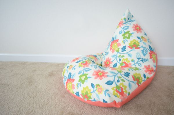 Esta almofada de chão diferente decora e é funcional (Foto: projectnursery.com)