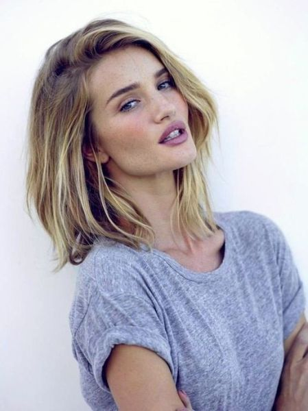 ... Short Hairstyles Round Faces Over 50. on medium layered lob hairstyles