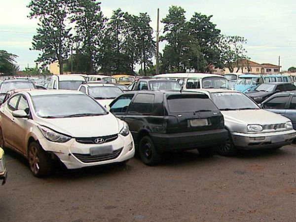 Leilão de Carros SP 2016 pode ser a sua chance de adquirir um veículo (Foto: g1.globo.com)