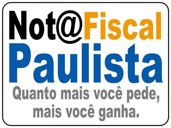 Cadastre-se no Programa Nota Fiscal Paulista para receber de volta um pouco do imposto pago em compras (Foto: nfpnotafiscalpaulista.com)