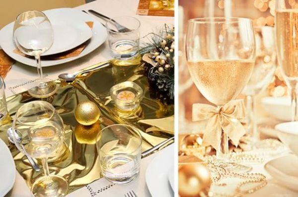 Ideias de Decorações Baratas para Festa de Ano Novo            1