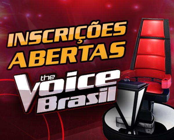 The Voice Brasil 2016 já está com inscrições abertas (Foto: gshow.globo.com)