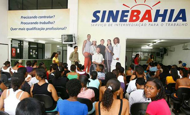 Empregos Sine Bahia