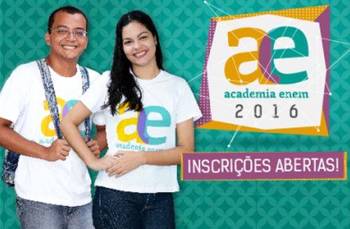Aproveite todas as aulas do programa Academia Enem 2016 (Foto: fortaleza.ce.gov.br)